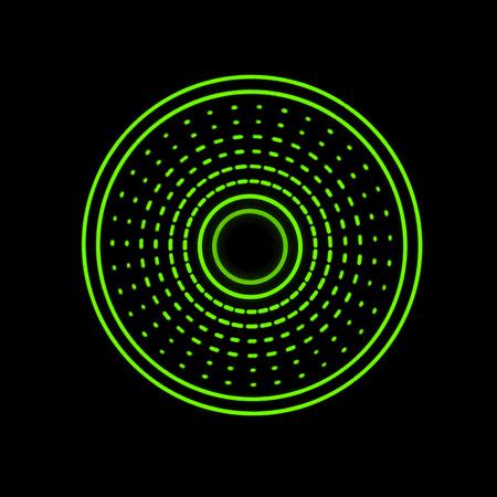Green Gamma Light