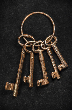 antique key: Medieval Keys