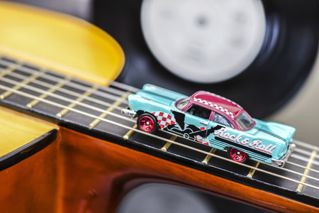 Rock   Roll Car