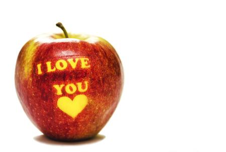 Apple I Love You