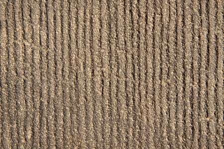 Pattern straight vertical grooves in stone - Background image Stock Photo - 25966827