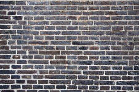 Vintage brick wall Stock Photo
