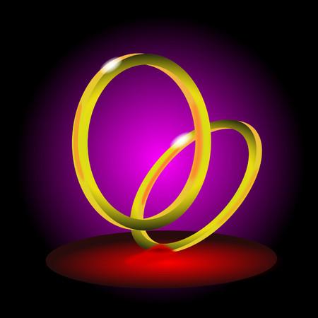 Rings Illustration