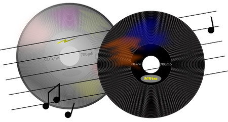 decibel: Music 2015 Illustration