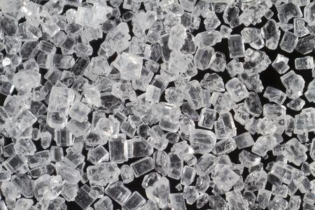 Extreme macro of sugar crystals