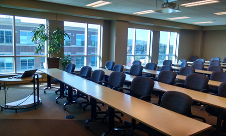 Classroom Ready for Students Editorial