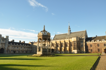 Trinity College of Cambridge University, UK