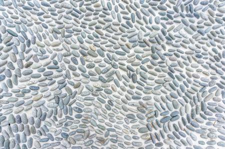 Reflexology stone background photo