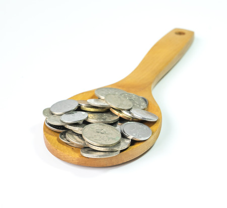 ladle: Ladle coins
