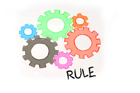 the requirement: Gears and regulation mechanism