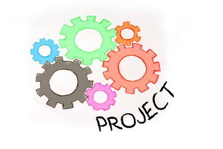 Gears and crowdfunding mechanism