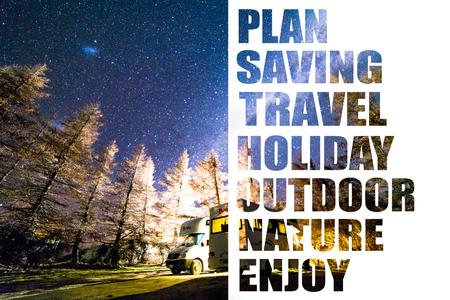 campsite: GLENTENNER, NEW ZEALAND - AUGUST 30, 2016: Milky way from glentenner campsite, New Zealand.