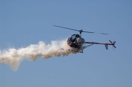 mph: helicopter flying backwards at 70 mph