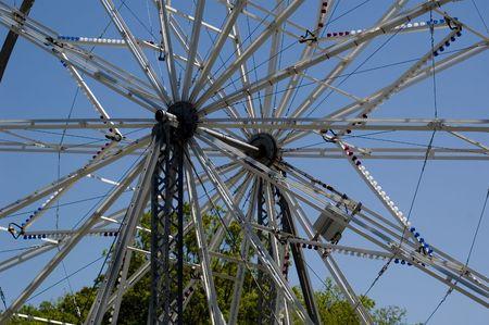 ferriswheel: Centro di sezione di ruota panoramica
