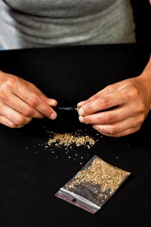 Land preparation for taking drugs