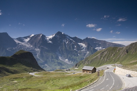 Grossglockner High Alpine Road Stock Photo - 11396976
