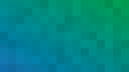 blue green abstract background illustration with squares
