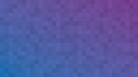 blue purple abstract background illustration with squares Illustration