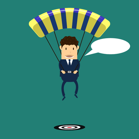parachute jump: business parachute jump