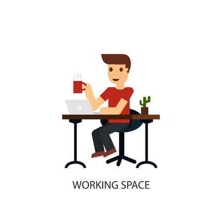 freelance: Freelance Working Space