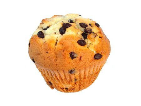 choc chip muffin