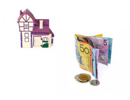 home loan money photo