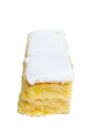 sinful: Vanilla slice