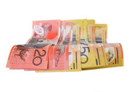 Australian money Banque d'images