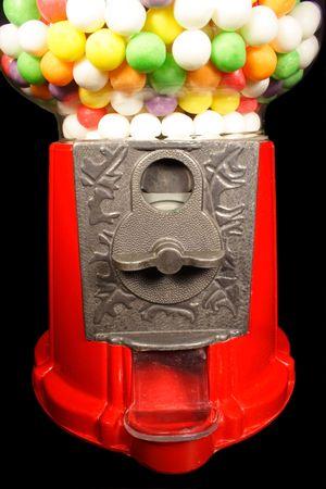 vend: Gum ball machine