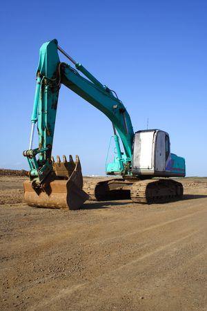 earth mover: Earth mover