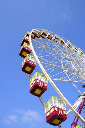 Ferris wheel Stock Photo - 742812
