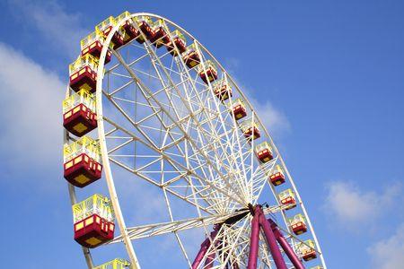 Ferris wheel Banque d'images