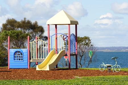 Childs playground photo