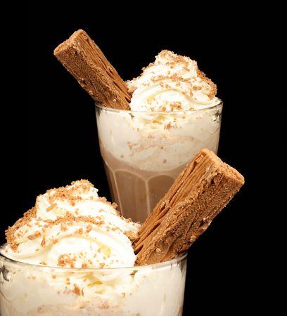 Chocolate drinks Stock Photo - 2073563