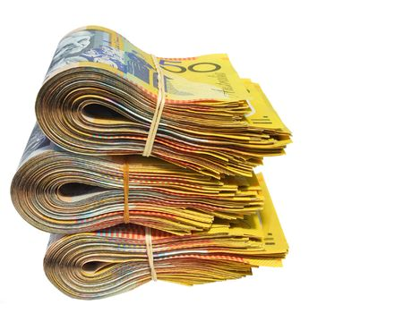 australian dollars: Australian Money