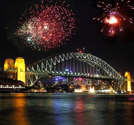 Sydney Bridge photo