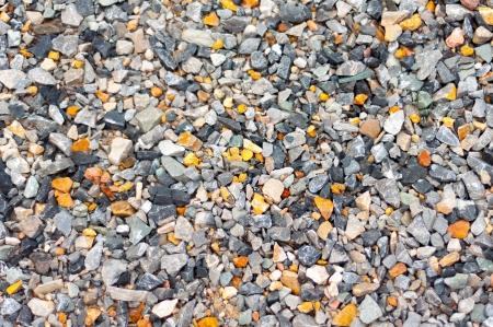 gritty: multi colour grit