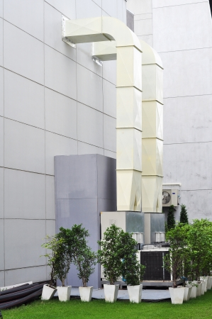 ventilate: Big air condition flow system