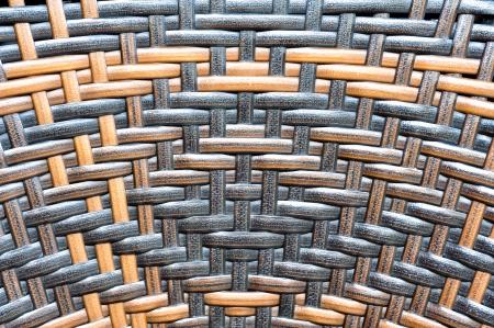 texture of plastic hand craft  photo