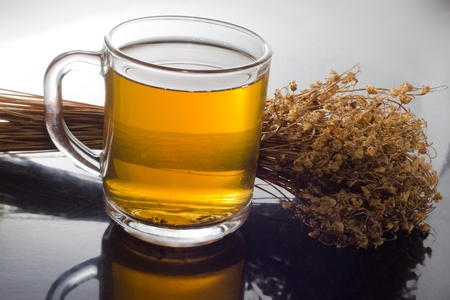 bluebell  herbal   decoction photo