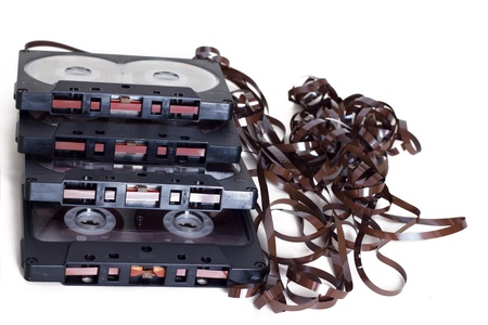 grabadora: Casetes de audio