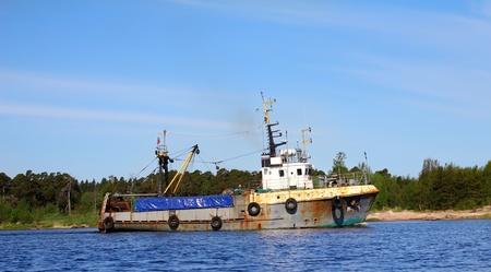 trawler: trawler