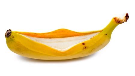 elicit: opened banana