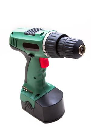 Cordless drill photo