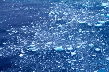 thawed: Arctic iceberg thawed. area Novaya Zemlya