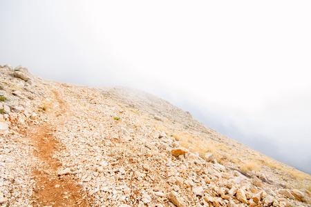 illusory: pared de niebla d�a fr�o, malas monta�as meteorol�gicas