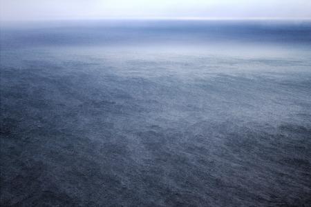 wavely: Bora, dangerous wind in the Arctic ocean, Novaya Zemlya, Russia