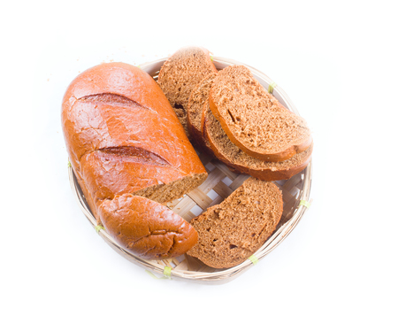 ancient times: bread is main food of humans since ancient times Stock Photo