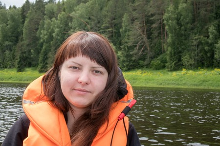 salvavidas: instructor guide recreation tours on a beautiful European river