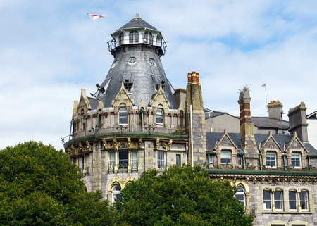 The Duke of Cornwall Hotel, Plymouth, Devon, United Kingdom August 20 2018